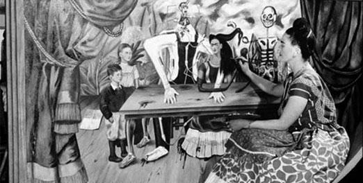 Lee el comienzo de La Tercera Frida